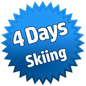 4 Days Skiing-Package