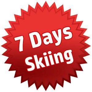 7 Days Skiing-Package